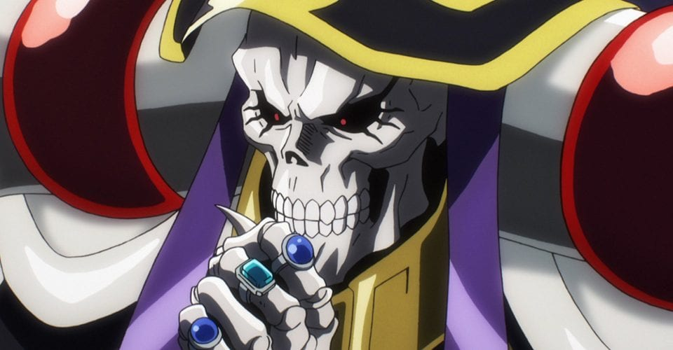 15 Anime You Must Watch if You Love Overlord
