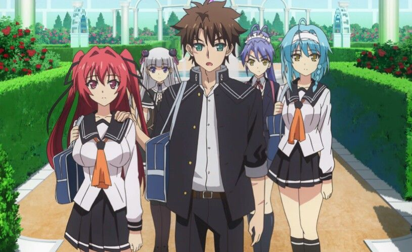 Shinmai Maou no Testament Season 3: Release Date, Characters, English Dub, When anime lovers talk about Shinmai Maou no Testament, they often refer to it as a High School D X D clone. Considering its presentation, character design and, to some extent, even the basic premise, the show is very similar to High School D X D. The only difference between them is that Shinmai Maou