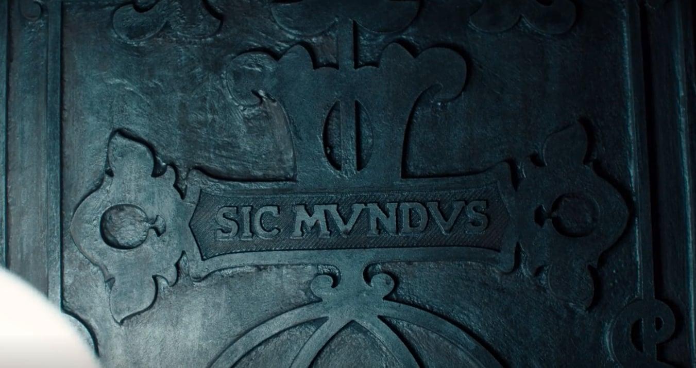 What's Sic Mundus Creatus Est in Dark?
