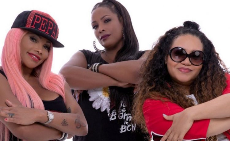 Salt-n-Pepa: Where Are They Now? Cheryl James and Sandra Denton Today, Salt-N-Pepa is a record-breaking hip-hop band formed in 1985 which won the Grammy Award for Best Rap Performance by a Duo or Group in 1995 for the single None of Your Business. It made them the first all-female rap act to bring home this most illustrious accolade in the music industry. With many more Grammy