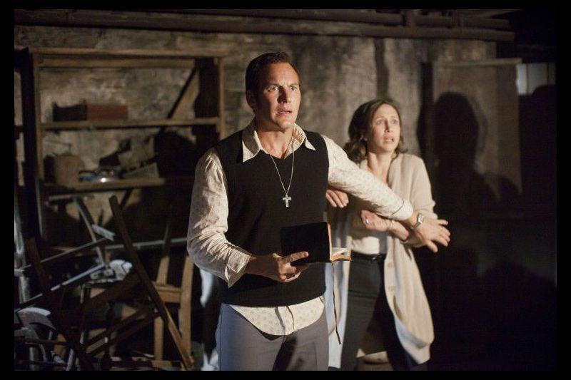 What Did Lorraine Warren See During the Exorcism of the Farmer?