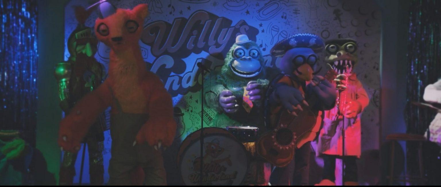 Willy's Wonderland Plot Synopsis