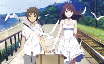 Fireworks Ending, Explained | Will Nazuna and Norimichi Stay Together Directed by Akiyuki Shinb and Nobuyuki Takeuchi, Uchiage Hanabi, Shita kara Miru ka? Yoko kara Miru ka (or simply Fireworks is a beautifully-made complex romance sci-fi anime film. In the quaint town of Moshimo, high-schooler Nazuna Oikawa has discovered that she has to move away with her mother and her new fianc After her classmate
