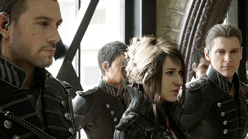 Set in an Earth-like world named Eos, Kingsglaive: Final Fantasy XV is a high-fantasy action animated film based on the role-playing video game Final Fantasy XV.The story revolves around the eponymous group of elite sorcerers/warriors from the Kingdom of Lucis. They fight the overwhelmingly powerful invading forces of the Empire of Niflheim, which has
