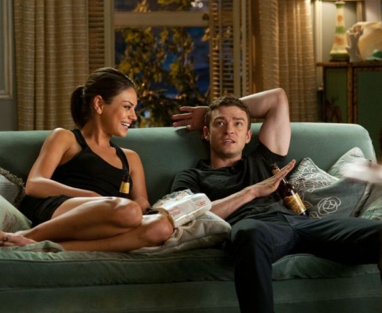 Where Was Friends With Benefits Filmed