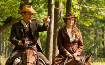 Murdoch Mysteries (titled The Artful Detective till season 12 in the US) follows the thrilling adventures of a police detective in the early 20th century. Set in Toronto, at the turn of the century, the wildly popular Canadian series revolves around Detective William Murdoch, who solves crimes with the help of unusual technology and offbeat