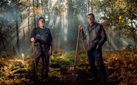 """""""The Curse of Oak Island"""" is a documentary television series on History that follows brothers Rick and Marty Lagina as they look for the much-speculated treasure on the titular island off the coast of Nova Scotia, Canada. Treasure hunters for over two centuries have tried to get their hands on the riches, and they have"""
