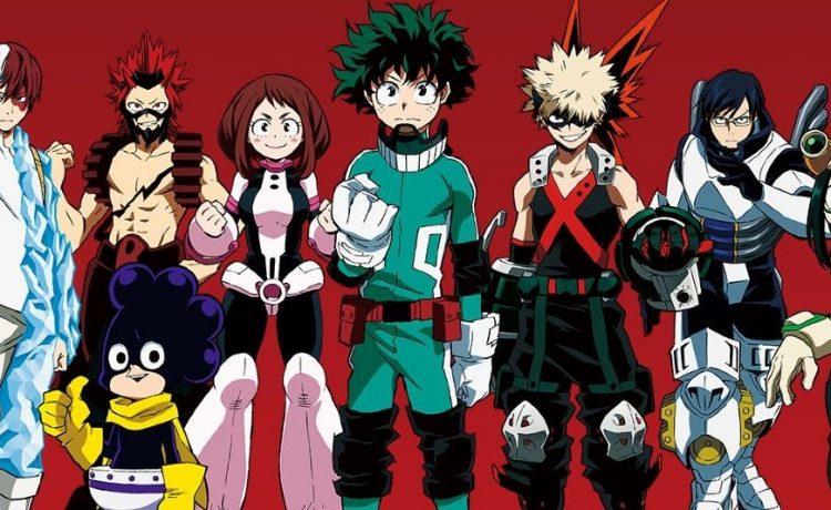 My Hero Academia Season 5 Episode 15