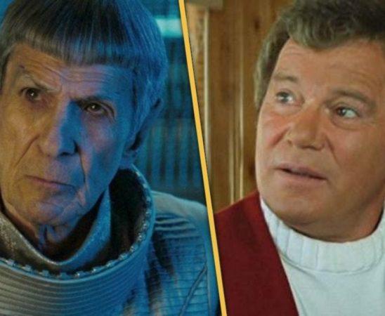 "Star Trek: William Shatner Calls Leonard Nimoy's Spock Appearances in Reboot Movies ""Gratuitous"""