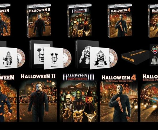 First Five Halloween Movies Getting New 4K UltraHD Collector's Edition Blu-rays