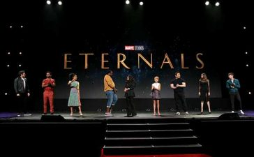 Eternals release date: Trailer, cast, plot and latest news on Marvel movie