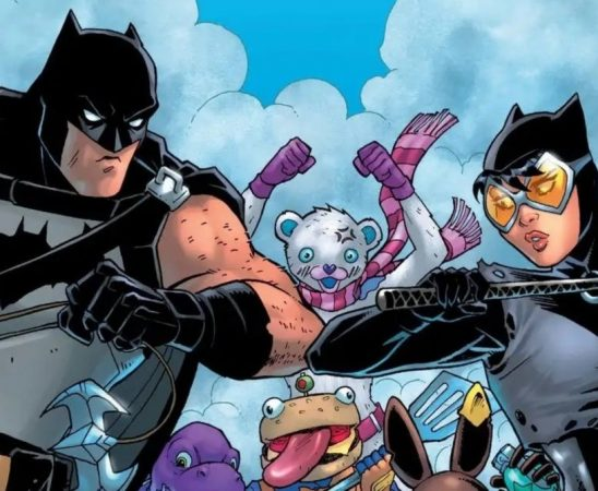 How Batman/Fortnite: Zero Point Sets Up a Sequel
