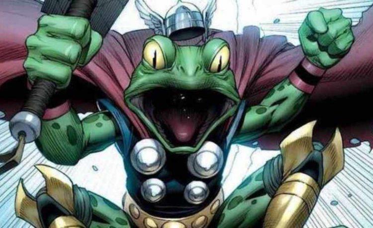 Loki Fans Loved Seeing Frog Thor or Throg In Episode 5