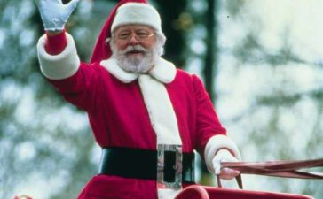 Vote for the best movie Santa in our poll