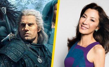 Netflix's The Witcher: Blood Origin Casts Star Trek: Discovery's Michelle Yeoh