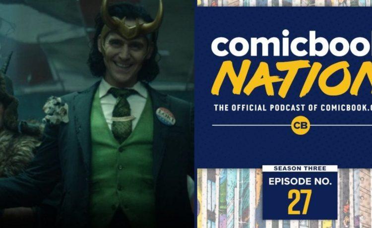 ComicBook Nation: Black Widow Spoilers Review & Loki Finale Theories