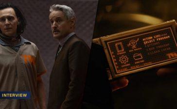 Loki Production Designer Explains Show's Retro Technology