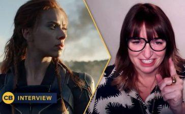 Black Widow Director Cate Shortland on Credits Scene, Darker Marvel, and Natasha's Backstory (Exclusive)