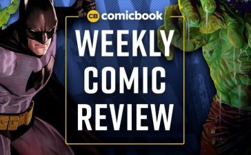 Comic Book Reviews for This Week: 7/14/2021