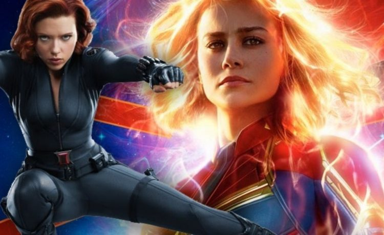 """Black Widow Writer Eric Pearson Once Wrote A """"100% Different"""" Captain Marvel Script"""