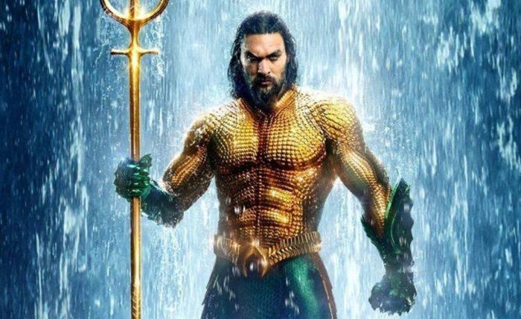 Aquaman 2: Jason Momoa Arrives in London for Filming