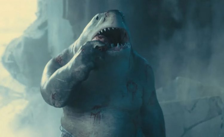 James Gunn Reveals King Shark Hot Toys From Suicide Squad