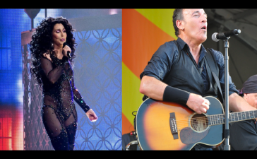 Cher and 50 other musicians over 50 you can still see live