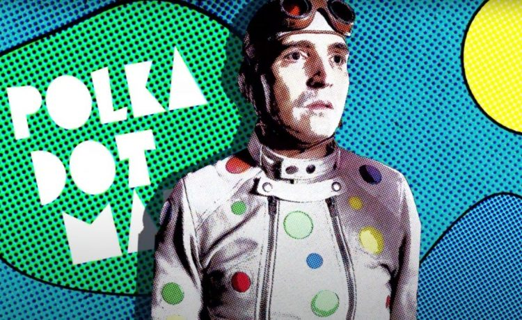 """The Suicide Squad: James Gunn Shows Off """"Complexities"""" of the Polka-Dot Man Costume"""