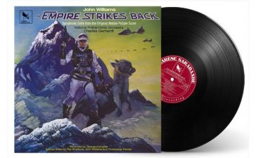 Star Wars: The Empire Strikes Back Symphonic Suite Gets First Repressing Since 1980