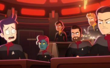 Star Trek: Lower Decks Season 2 Trailer Released