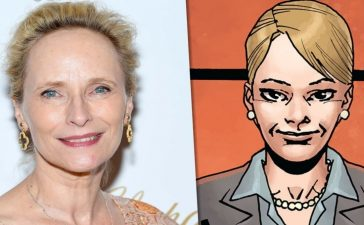 The Walking Dead Season 11 Casts Laila Robins as Governor Pamela Milton