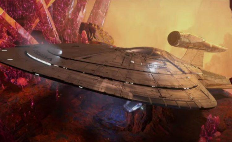 Star Trek: Prodigy Trailer Released