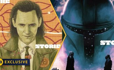 Disney+ Stories Continue Magazine Covers Spotlight Loki, The Mandalorian, and More (Exclusive)