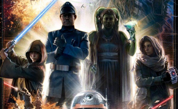 Star Wars: Galactic Starcruiser Poster Revealed by Walt Disney World Resort