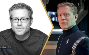 Star Trek: Discovery's Anthony Rapp Talks Representation, the Mirror Universe, D&D, and More