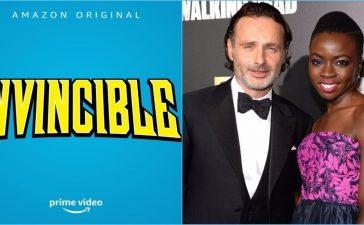Invincible Creator Robert Kirkman Wants to Cast The Walking Dead's Andrew Lincoln and Danai Gurira