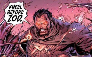 Cancelled Superman Game Would Have Included Playable General Zod