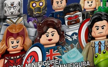 LEGO Marvel Studios Disney+ Minifigure Wave Unveiled: Loki, What If, WandaVision and More