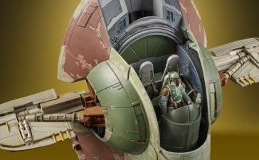 Star Wars Boba Fett Slave I Starship The Vintage Collection Vehicle Is Cheaper Than Ever