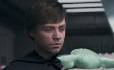 Star Wars Reveals Luke Skywalker Training Baby Yoda as a Jedi