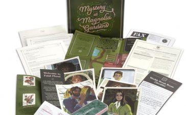 Hunt A Killer Releasing Nancy Drew-Themed Retail Game