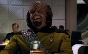 Star Trek: Funny Worf Spinoff Pitched by Silicon Valley Producer