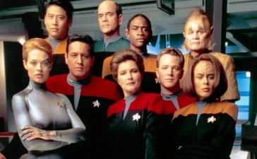 Star Trek: Another Voyager Star Joins Prodigy