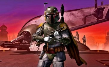 Star Wars: The Official New Name Of Boba Fett's Spaceship Revealed