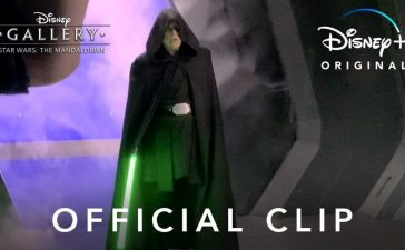 Star Wars Releases New Behind-the-Scenes Look at Luke in The Mandalorian Season 2 Finale