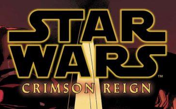 Star Wars: Crimson Reign Series Announced