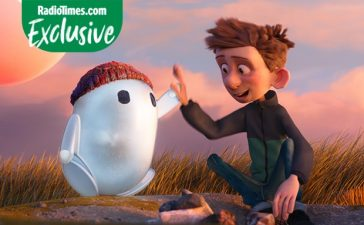 Ron's Gone Wrong creators admit fears over comparisons with Big Hero 6
