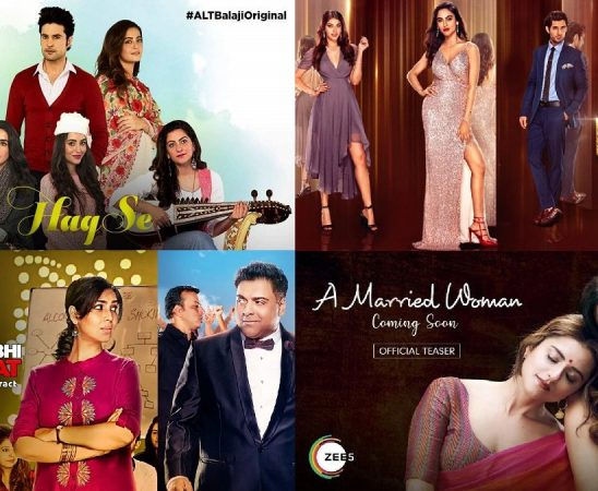 ALT Balaji Upcoming Web Series list 2021: Check out the latest originals streaming online – See Latest | Khatrimaza