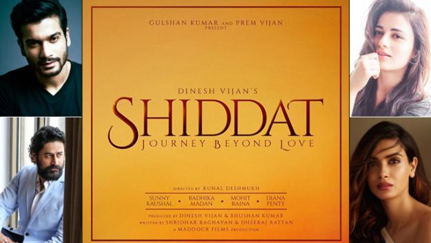 Shiddat Movie Review, Release Date, Cast