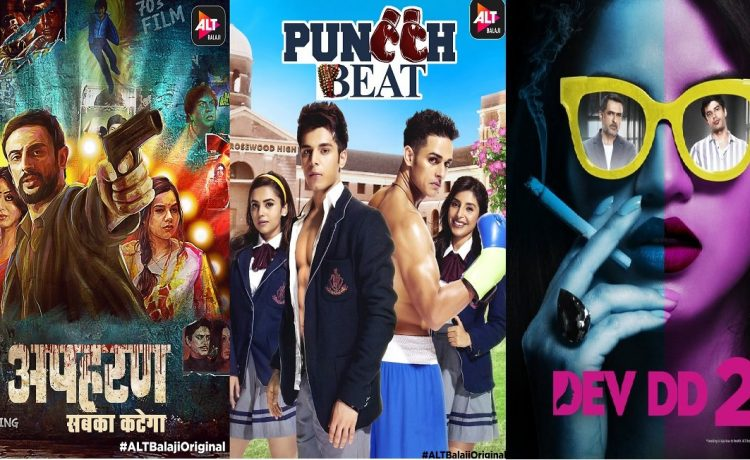 Best Alt Balaji Web Series List: Currently Streaming & Upcoming Alt Balaji Web Series  – See Latest | Khatrimaza